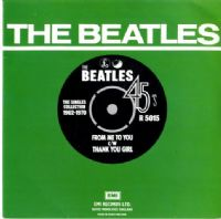 Beatles,The - From Me To You/Thank You Girl (R 5015) Ex/M-
